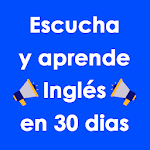 Listen & Learn English from Spanish APK icon