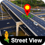 Street View Map 2019: Voice Map & Route Planner APK icon