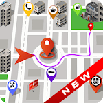 Live Street Map Satellite View Driving Directions APK