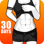 Lose Weight and Belly Fat in 30 Days APK icon