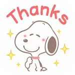 Stickers For Snooopy WAStickerApps APK icon