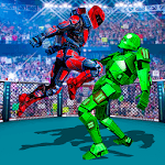 Robot Fighting Club 2019: Robot Wrestling Games APK icon