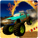 Monster Truck Destruction Derby Stunts APK
