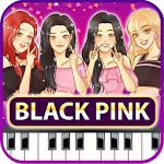 Magic Piano Tiles BlackPink - Kpop Music Songs APK icon