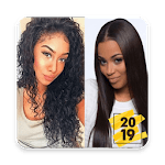 Weave Hairstyles 2019 APK icon
