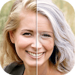 Make Me Old Funny Photo Editor APK icon