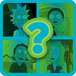 Rick and Morty Name Quiz APK icon