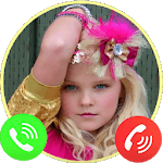 Fake Video Calls: with the Best USA Girls APK icon