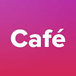 Cafe - connecting people all around the world! APK icon
