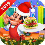Virtual Chef Cooking Game Restaurant Kitchen Games APK icon