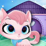 My Cute Pet House Decorating Games APK icon
