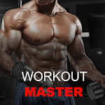 Workout Master - Pro Gym Trainer and Fitness Plan APK icon