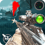 Zombie Sniper Shooting 3D APK icon