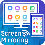 Screen Mirroring with TV - Connect Mobile to TV APK icon