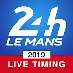 Le Mans 24H 2019 Live Timing APK icon