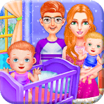Minors & Newborn Virtual Nursery Mom Precautions APK icon