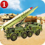 Missile Attack & Ultimate War - Truck Games APK icon