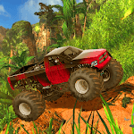 US Grand Monster Truck Racing Extreme APK icon