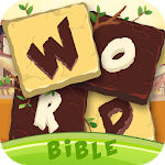 Bible Words - Verse Collect Word Stacks Game APK icon
