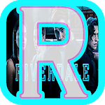 Riverdale LOVE TEST tv series. Archie or Jughead APK icon
