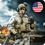 Modern FPS Jungle Combat Strike: FPS Shooting Game APK icon