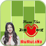 👩‍🎤 Momoland Piano Tiles APK icon