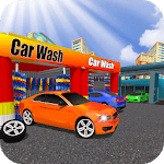 Car Wash Simulator Service, Tuning car games APK