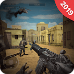 Hero's Attack Force - Critical FPS Shooting Game APK