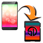 Transfert Files And Apps To Sd Card APK icon