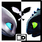 Wallpaper How to Train 🔥 Dragon 3 | HD🔥 APK icon