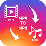 Video to mp3-Mp3 converter,mp4 to mp3 APK icon