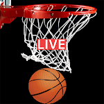 Basketball Live Scores and News APK icon