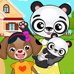Mini Town: Pet Home APK icon