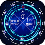 Smart GPS Compass for Android 2019 APK icon