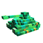 Weapons 3D Color by Number - War Voxel Coloring APK icon