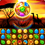 Mysterious Treasure Of Africa APK icon