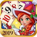 Solitaire Witch - Free Solitaire Card Games APK icon