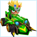 Car Race Kids Game Challenge - Kids Car Race Game APK icon