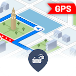 Offline Maps &Navigation: GPS Route Finder 2019 APK icon