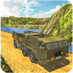 US Army Truck Driving - Military Transport Games APK icon