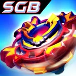 Super God Blade : Spin the Ultimate Top! APK icon