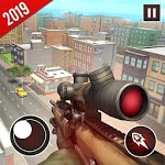 American Sniper 3D: Free Shooting Game 2019 APK icon