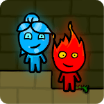 Fireboy & Watergirl in The Forest Temple APK icon