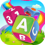 ABC 123 Preschool Learning Activities for Kids APK icon