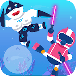Stickman Aquawar APK icon