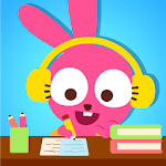 Papo Town: School APK icon