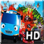 🚍Little Tayo Bus🚍 - Hd Wallpapers Series APK icon