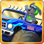 Monster trucks for Kids APK