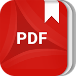 PDF Reader, PDF Viewer and Epub reader free APK icon