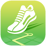 Pedometer: Step Counter And Calories Burned APK icon